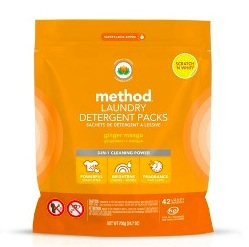Method Laundry Detergent Packs only $7.79 at Target!