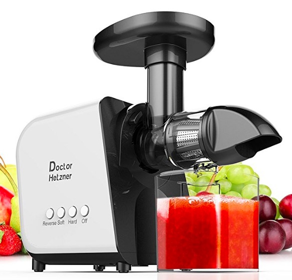 Doctor hetzner slow masticating juicer for just 6749 shipped amazon has this doctor hetzner slow masticating juicer for just 6749 shipped when you use coupon code fv2qo6lx at checkout fandeluxe Choice Image