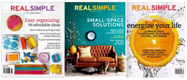 Free Real Simple magazine subscription! - Money Saving Mom