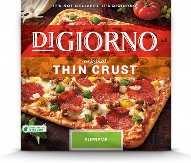 Digiorno Pizzas only $1.33 at CVS!