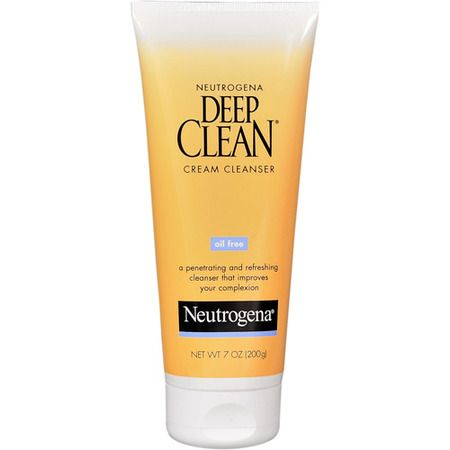 Neutrogena Acne Face Wash only $1.22 at Walmart!