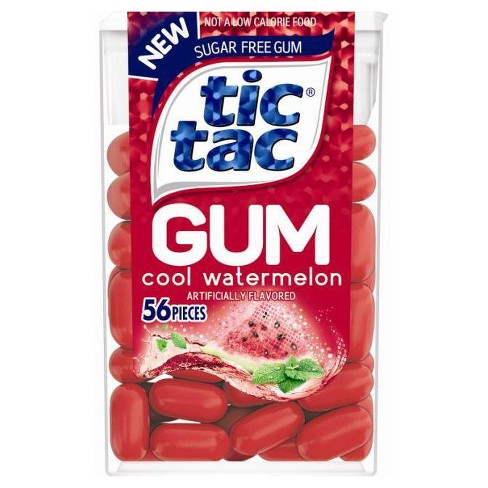 Tic Tac Gum Singles Moneymaker at Walmart!