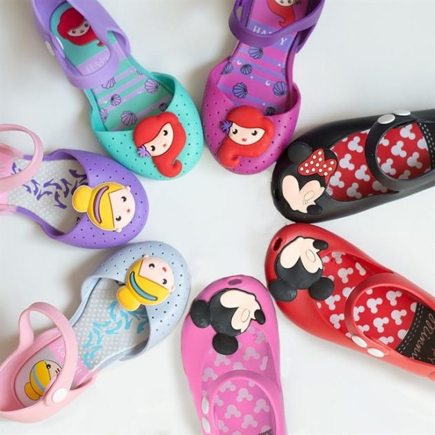 Princess Jelly Shoes only $13.99 + shipping!
