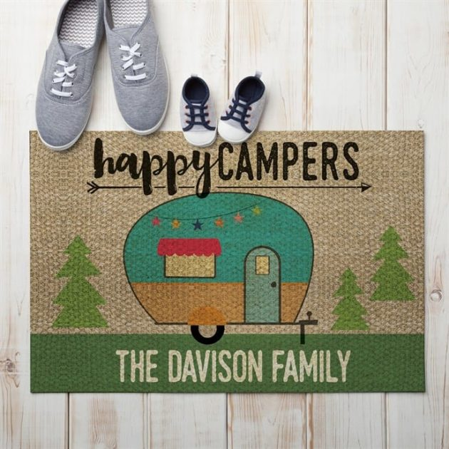 Get Personalized Doormats for only $13.99 + shipping!