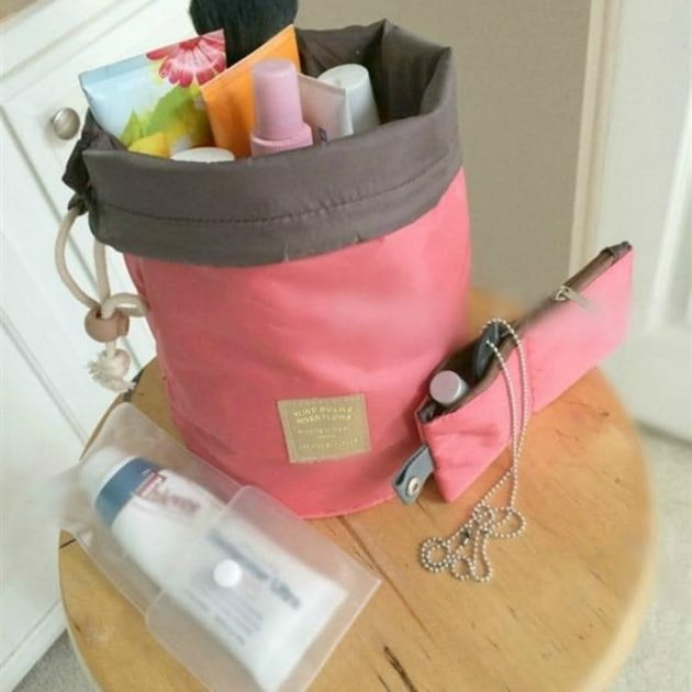 Travel Cosmetic Bag only $9.99 + shipping!