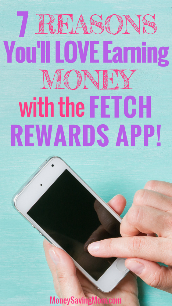 If you haven't been using the Fetch Rewards app, you're missing out! It's such an EASY way to make money back on your groceries!