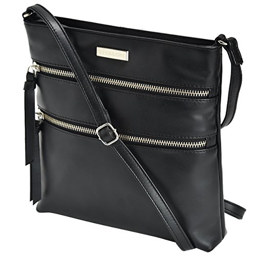 Leather Crossbody Purse only $24.74 {Lowest Price!}