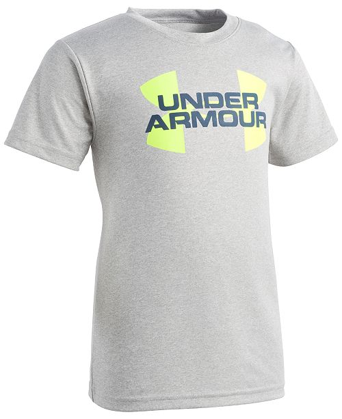 Up to 65% Off Under Armour, Nike & Adidas Boys T-Shirts