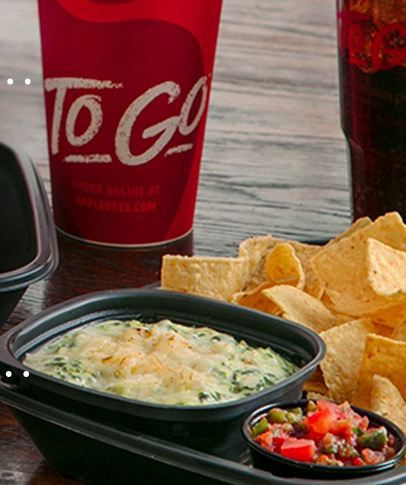 Applebee's: 20% off Applebee's To Go Order
