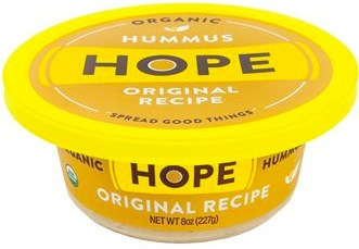Hope Organic Hummus only $2.73 at Walmart!