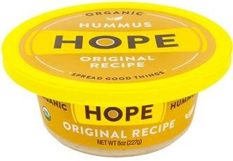 Hope Organic Hummus only $2.73 at Walmart!
