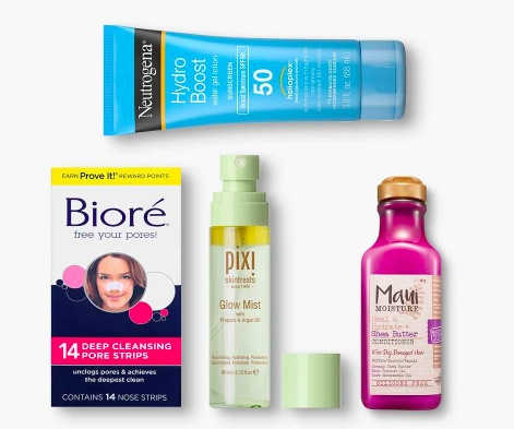Target: Free Warm Weather Essential Beauty Concierge Demo on July 7, 2018