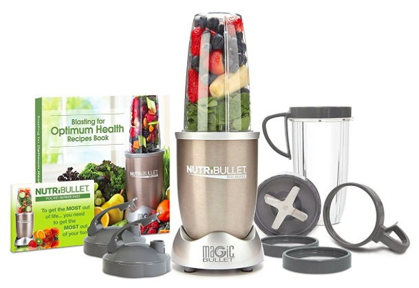 NutriBullet Pro 13-Piece High-Speed Blender/Mixer only $59.99 shipped {LOWEST price!}