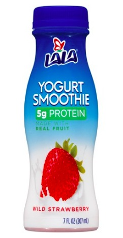 Free Lala Yogurt Smoothie at Walmart!
