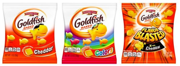 Pepperidge Farm Goldfish Variety Pack (40 count) only $8.29 shipped!