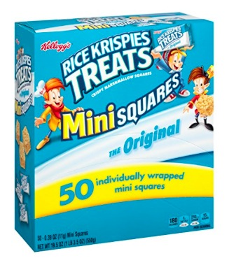 Kellogg's Rice Krispies Treats (Pack of 50) only $6.59 shipped!