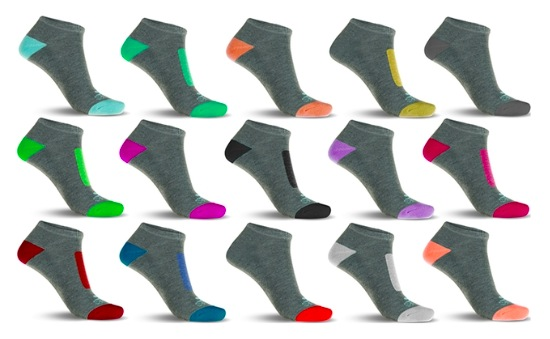 Ladies Performance Cushioned Low-Cut Socks (10 pair) only $12.99 shipped!