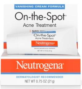 New $3/1 Neutrogena Acne Product Printable Coupon = Neutrogena On-The-Spot Treatment only $1.69!