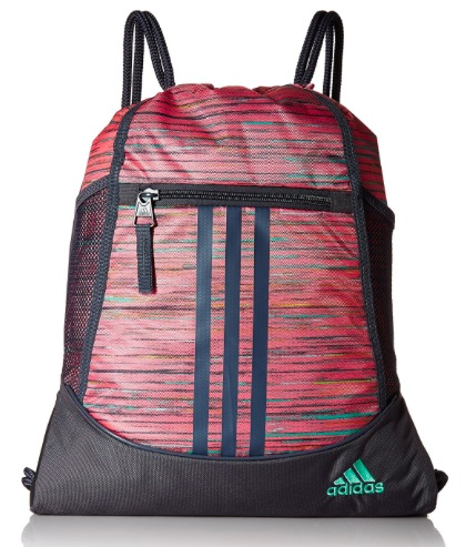 Adidas Alliance II Sackpack only $11.99!