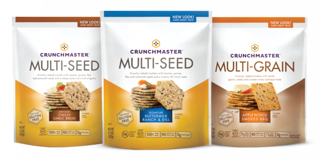 Crunchmaster Crackers only $0.39 at Target!