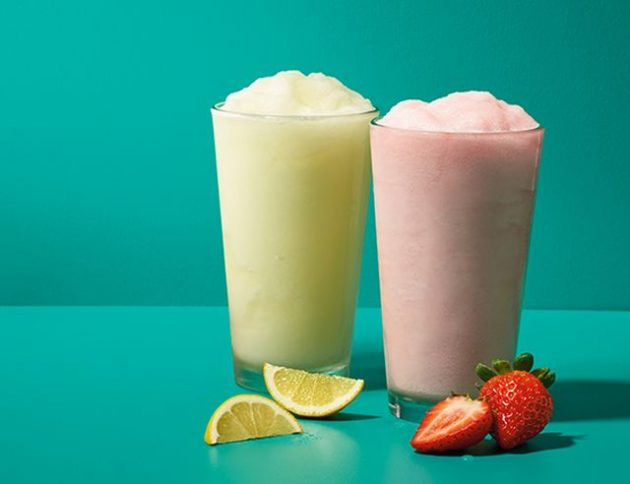Dunkin' Donuts: Free Frozen Lemonade Sample on June 21, 2018