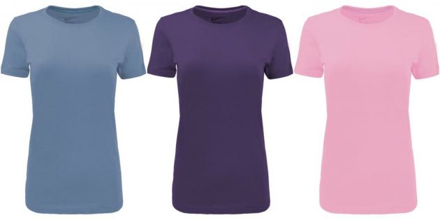 Nike Women's Cotton Slim Fit T-Shirt only $7.99 shipped!