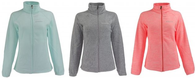Columbia Women's Benton Springs Fleece Jacket only $19.99 shipped (regularly $54.99!)