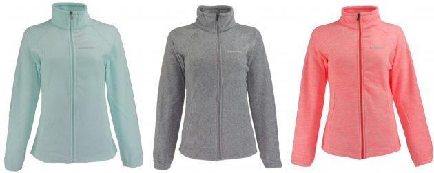 Columbia Women's Benton Springs Fleece Jacket only $19.99 shipped (regularly $54.99!)