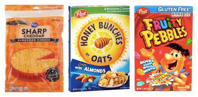 Kroger: Post Cereal just $0.54 and Kroger Brand Cheese just $0.99!