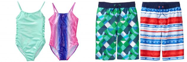 Crazy 8: Kid's Swimwear only $6.58 shipped!