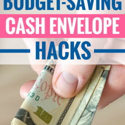 Whether you're new to cash envelopes or a cash envelope veteran, these 7 hacks are genius!