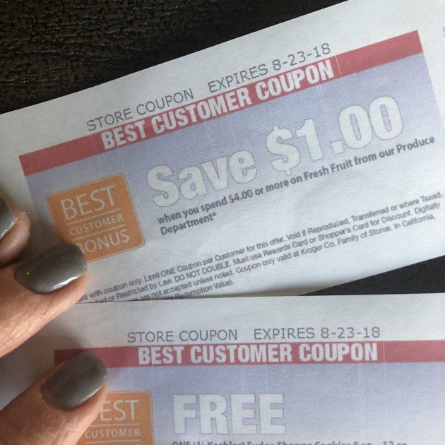 GREAT deals at Kroger on chicken, salad dressing, cereal +