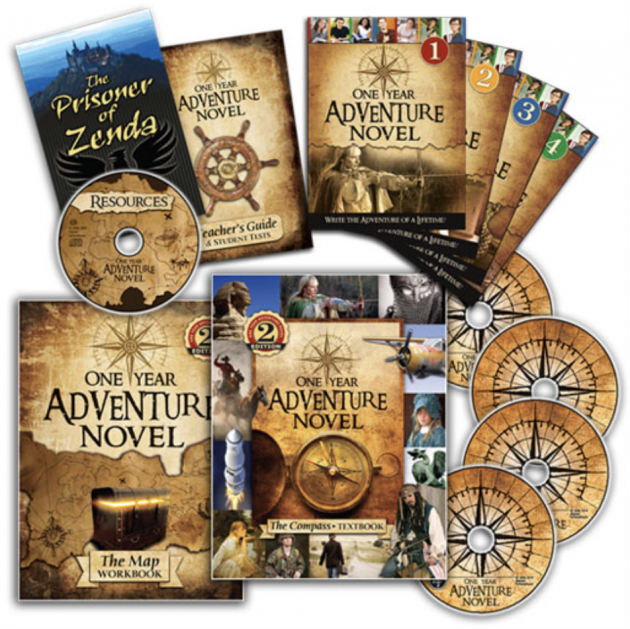 Get 15 off the one year adventure novel homeschool curriculum through the end of july you can get 15 off the one year adventure novel homeschool curriculum free shipping just use coupon code fivejs15 at checkout fandeluxe Image collections