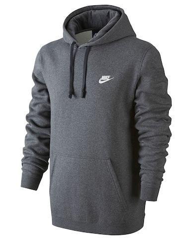 Men's Nike Club Fleece Pullover Hoodie only $13.50!