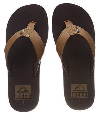 Reef Twinpin Men's Flip Flops only $12.99!