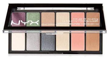NYX Professional Makeup Go-to Palette only $6.25!