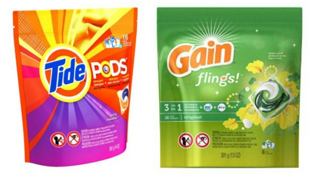 Gain Flings or Tide Pods (20 ct) only $2.99 at Kroger, plus more!