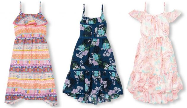 The Children's Place: Girl's Dresses as low as $5.99 shipped!