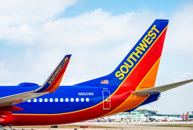 Southwest Airlines: One-way Flights As Low As $49!