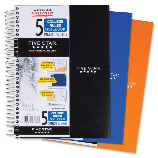 Rare Back To School Coupon 12 Five Star Products Money Saving