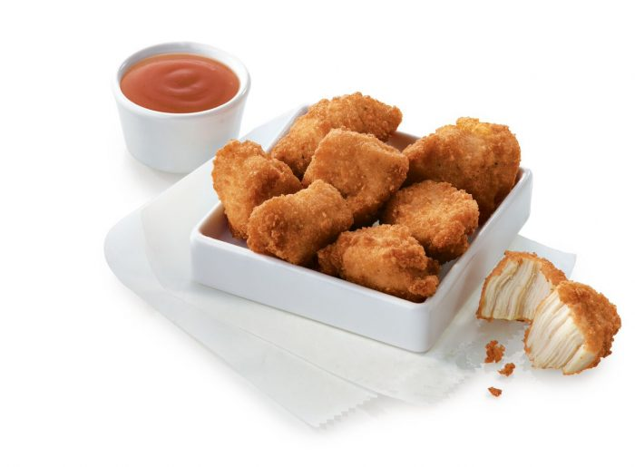 Wendy's: Escaped 10-piece Crispy Or Spicy Nuggets With Fries Purchase!