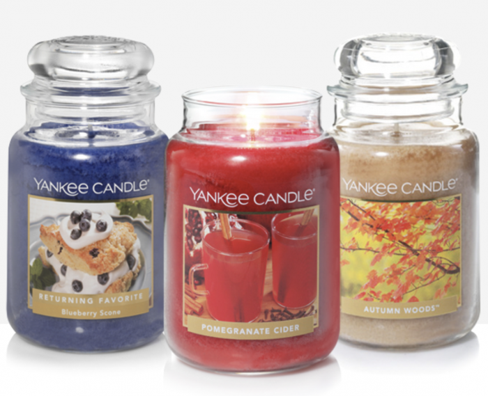 Yankee Candle Coupon: Buy One, Get Two Free Medium Candles