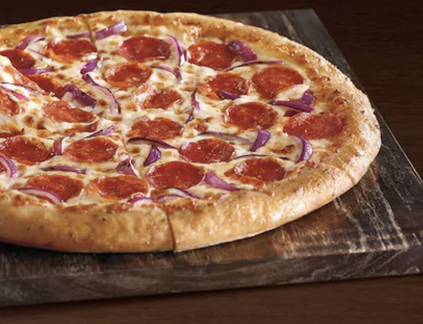 photograph regarding Pizza Hut Printable Application called Pizza Hut Coupon Code: 50% off all regular monthly menu priced