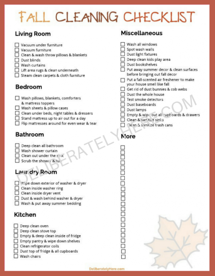 graphic about Cleaning Checklist Printables titled Totally free Printable Slide Cleansing List Financial Conserving Mother