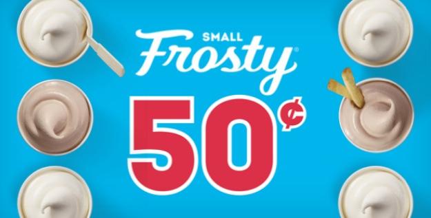 Wendy's Frosty