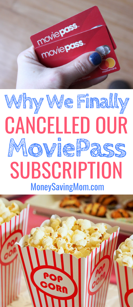 Should you keep MoviePass with all the recent changes? Read this for an honest explanation of why one MoviePass lover finally decided to cancel...