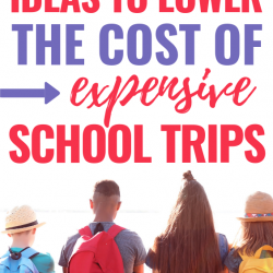 Expensive school trips breaking the budget? Try one of these super creative ideas!!