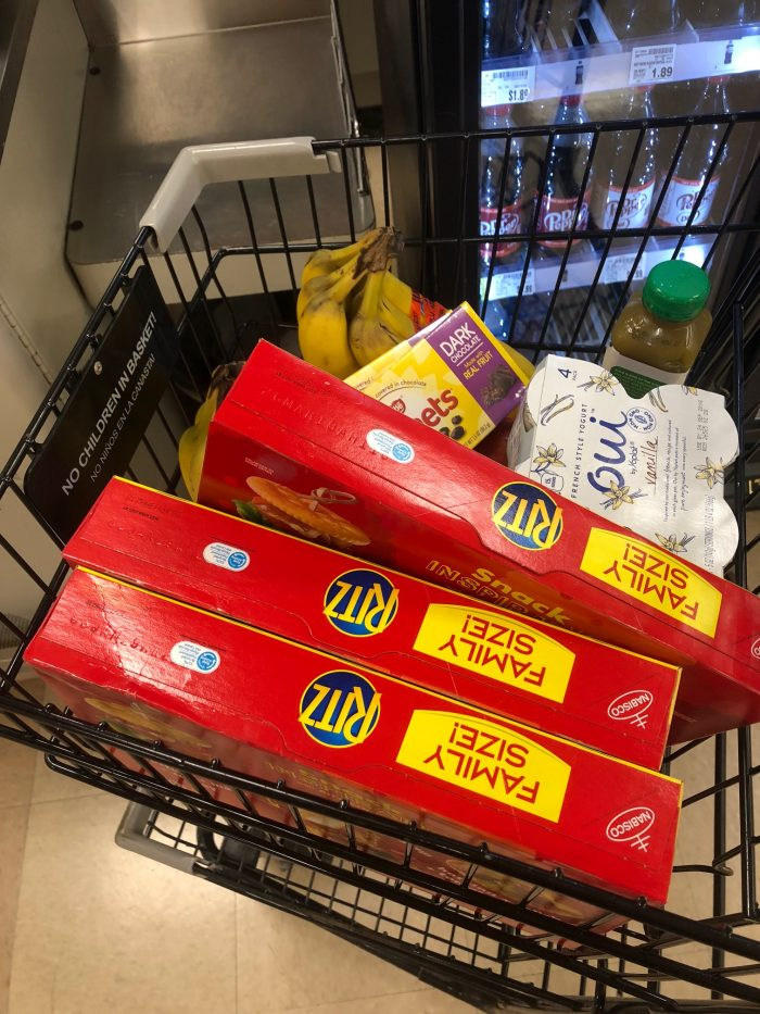 Hurry and get this HOT deal at Kroger on Ritz Crackers - it