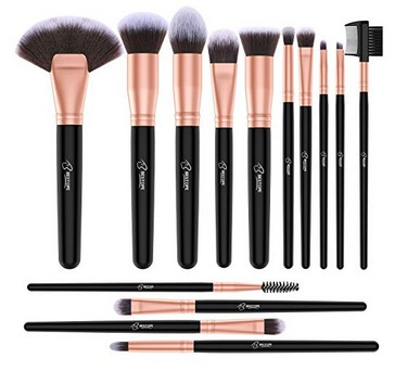 Amazon has this Bestope 14-Piece Makeup Brushes Set for only $5.60 when you use the promo code WW2FASVO at checkout!