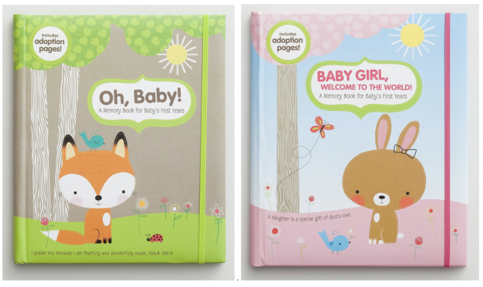 Money saving mom intentional finance intentional family welcome to the world baby memory books 10 reg 2499 use code merry10 to get 10 off free after code shipping adds 695 pay 695 shipped fandeluxe Image collections